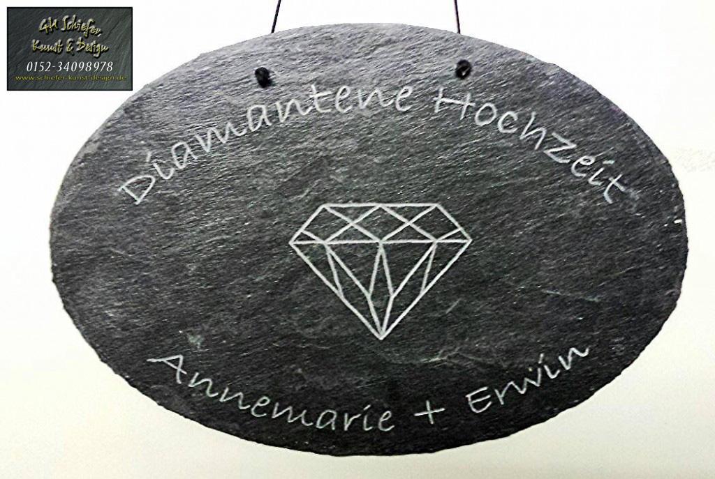 diamantene hochzeit geschenk selbstgemacht alle guten ideen ber die ehe. Black Bedroom Furniture Sets. Home Design Ideas