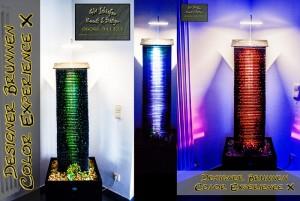 "Designer Brunnen ""Color Experience X"""