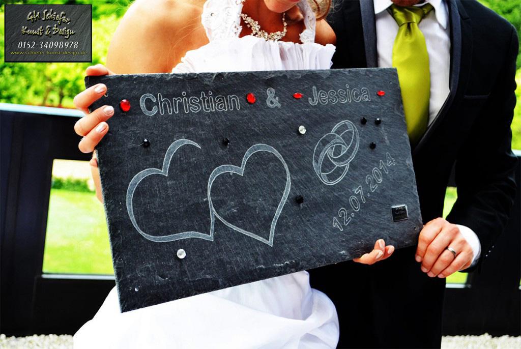 Geschenk zu Hochzeit