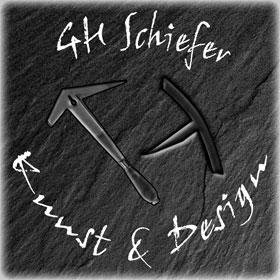 LOGO GH-Schiefer-Kunst & Design 280