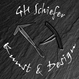 Logo GH-Schiefer Kunst & Design Größe 280
