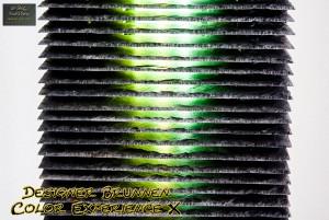 Color Experience X grün gelb