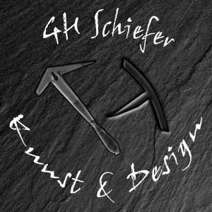 GH-Schiefer, Kunst & Design Logo